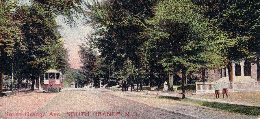 old south orange photo